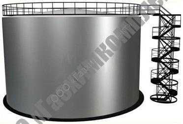 Резервуар РВС (резервуар вертикальный стальной)