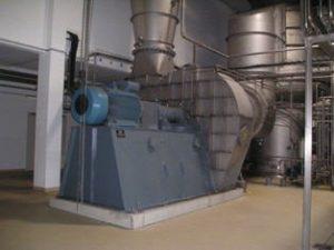 Механическая компрессия пара Piller Blowers & Compressors GmbH.
