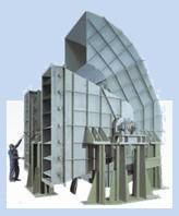 Высокопроизводительные установки на базе радиальных вентиляторов Piller Blowers & Compressors GmbH.