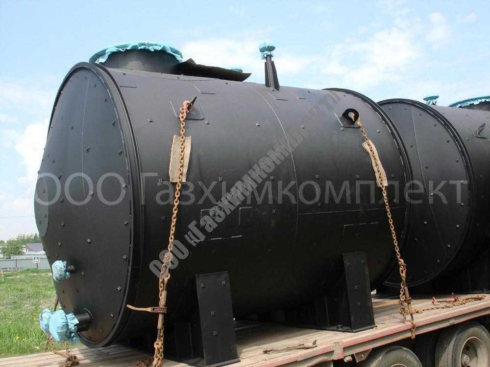Резервуары типа РГС