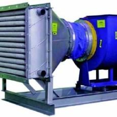 Воздухонагревательная установка ВНУ