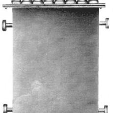 Аппараты теплообменные кожухотрубчатые тип тфк (исполнение 3)