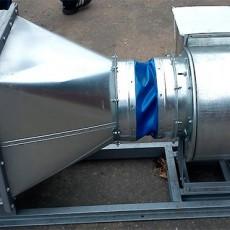 Воздушно-отопительные агрегаты АО2