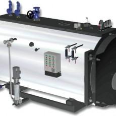 Трехходовой паровой котел для выработки пара среднего давления 3GF
