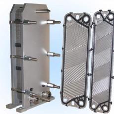 Разборные пластинчатые теплообменники с двойной стенкой