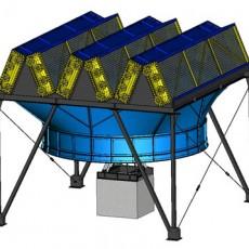 Аппараты воздушного охлаждения зигзагообразные 1АВЗ