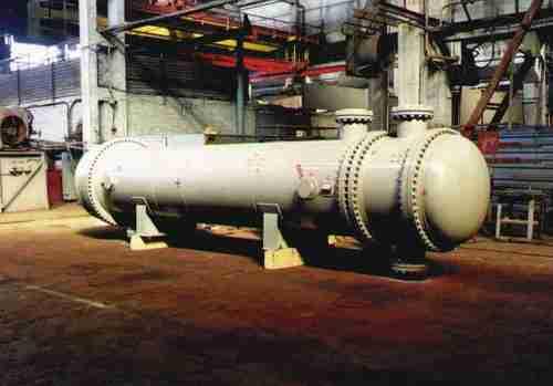 Аппараты теплообменные кожухотрубчатые с плавающей головкой, с U-образными трубами