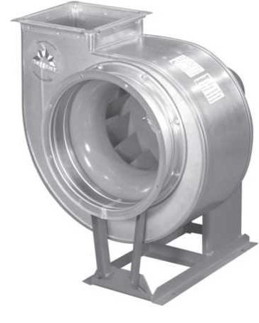 Вентилятор радиальный дымоудаления ВР 86-77-6-3 ДУ