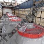 Отгружены аппараты воздушного охлаждения АВМ-В-20-Ж-0,6-Б1-В/4-4-1,5 УХЛ с подогревателем воздуха