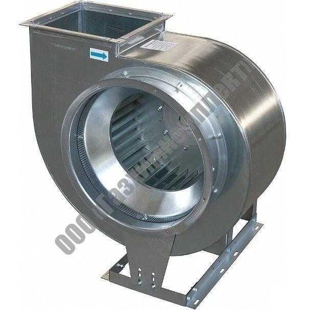промышленные вентиляторы для агрессивных сред