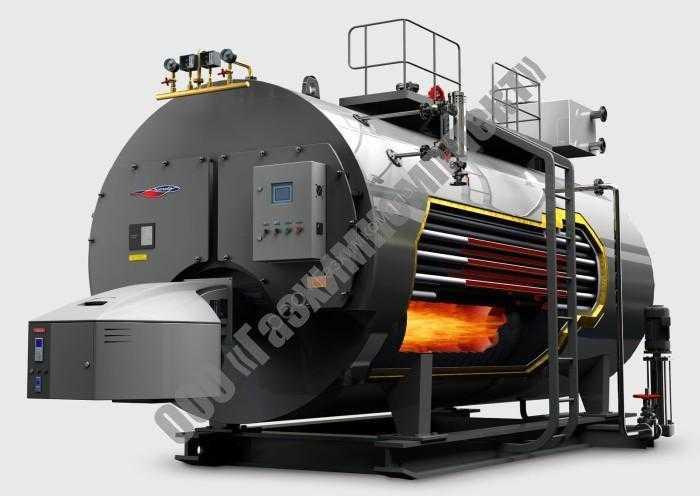 промышленные котлы на твердом топливе большой мощности